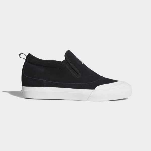 Matchcourt Slip Mid Shoes Black DB0887