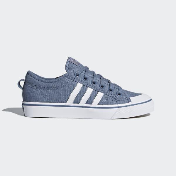 Nizza Schuh blau CQ2537