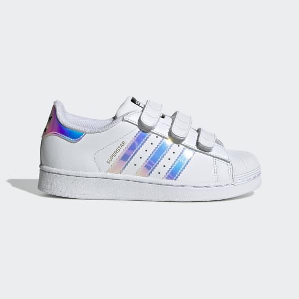 Superstar Schoenen wit AQ6279
