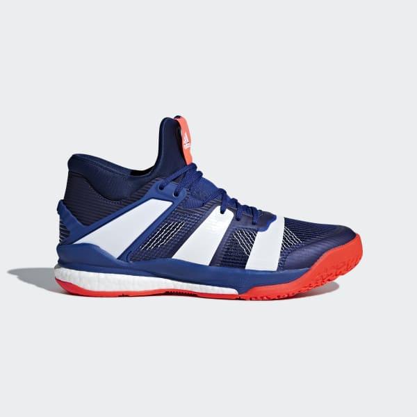 Chaussure Stabil X Mid bleu CP9385
