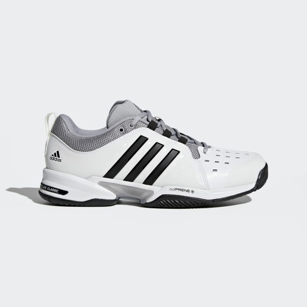 Barricade Classic Wide 4E Shoes White BY2920