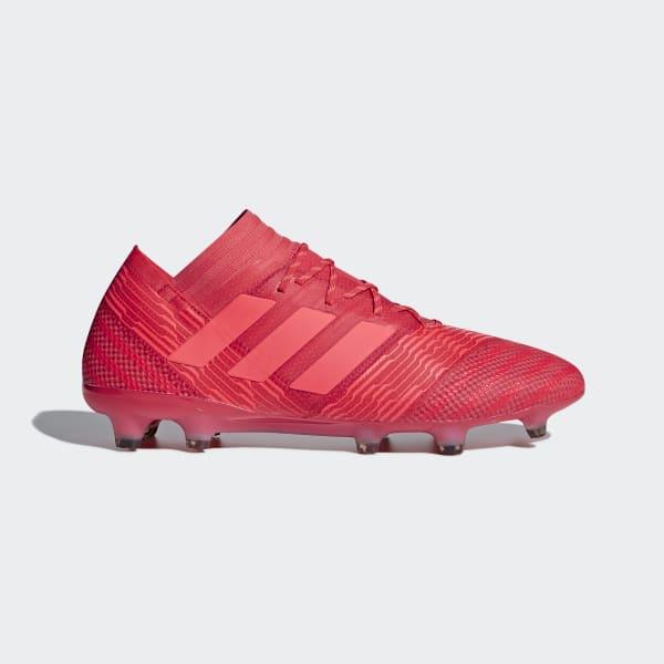 Nemeziz 17.1 Firm Ground Voetbalschoenen rood CP8933