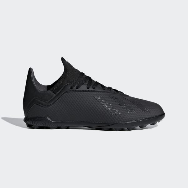 X Tango 18.3 Turf Boots Black CG6540