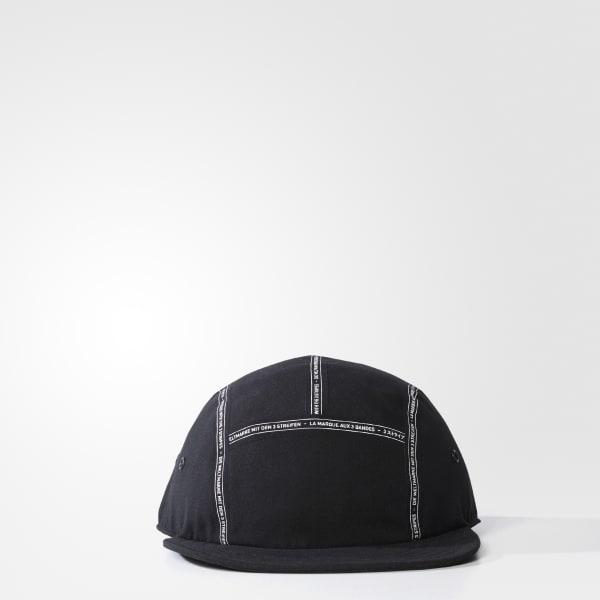 Kappe schwarz BR4689