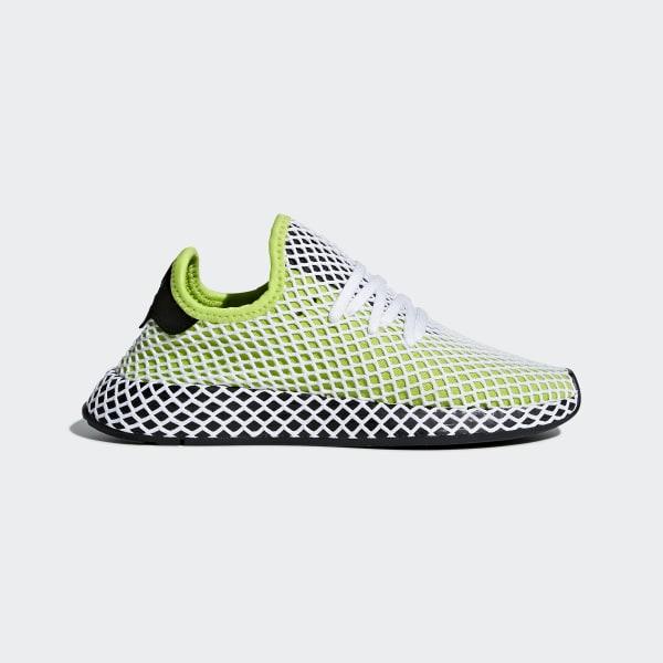 Deerupt Runner Shoes Green B37474