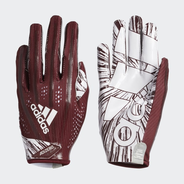Adizero 5-Star 7.0 Gloves Red CJ7113