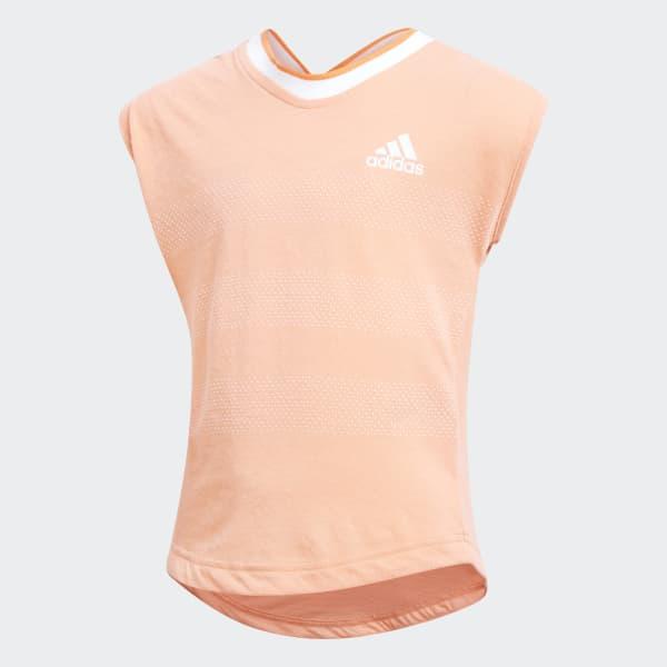 Summerset T-shirt oranje CF6634