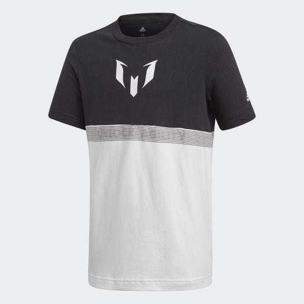Messi T-Shirt schwarz CF7004