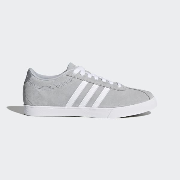 Courtset Schuh grau AW4209