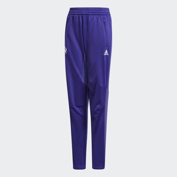Olympique Marseille Third Training Pants Purple CD8206
