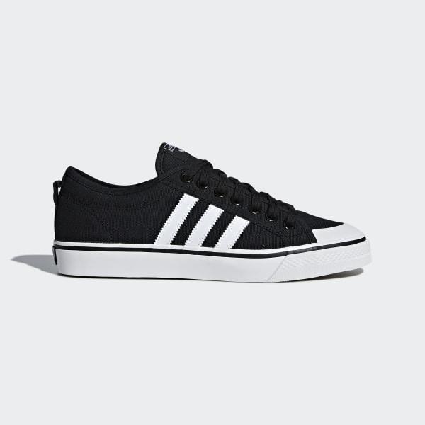 Chaussure Nizza noir B37856
