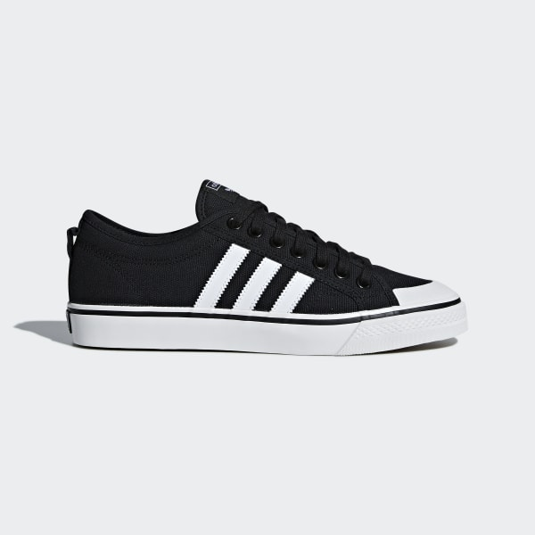 Nizza Schoenen zwart B37856