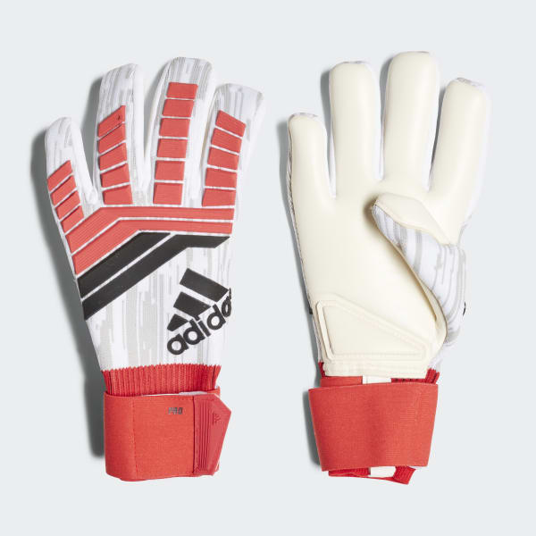 Predator 18 Pro Gloves Red CF1352