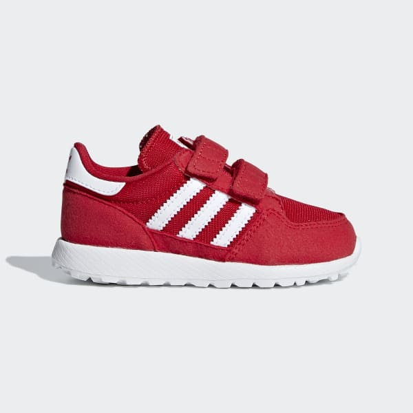 Forest Grove Shoes Red D96684