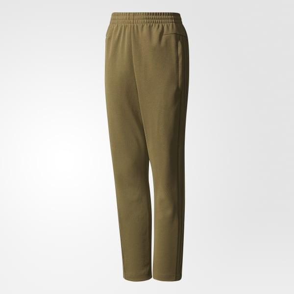 ID 3-Stripes Tiro Pants Green CF2205