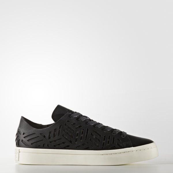 Chaussure Court Vantage Cutout noir BY2956