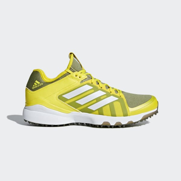 Hockey Lux Shoes Yellow AC8771