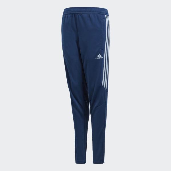 Tiro 17 Training Pants Blue BS3686