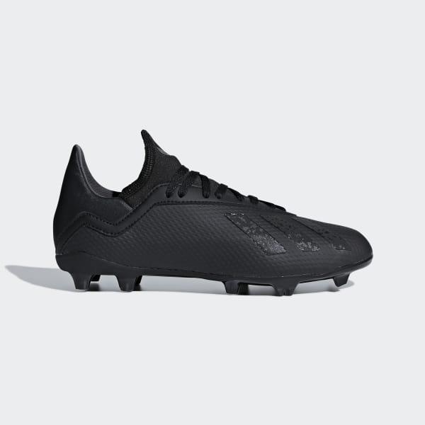 X 18.3 FG Fußballschuh schwarz DB2437