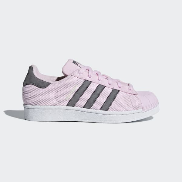 Tenis Superstar Rosa CQ2696