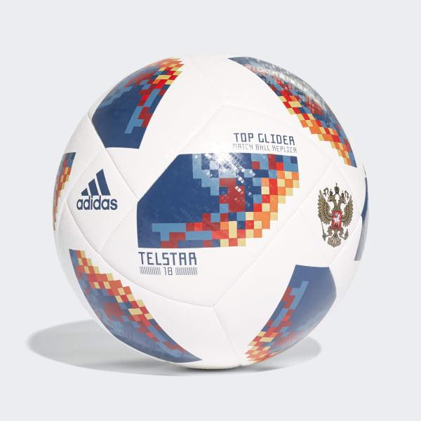 Bola Fifa World Cup Top Glider Rússia 2018 Branco CE9968