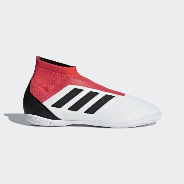 Scarpe da calcio Predator Tango 18+ Indoor Bianco AC7833