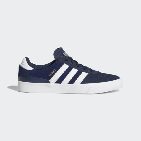 Busenitz Vulc sko Blå B22777