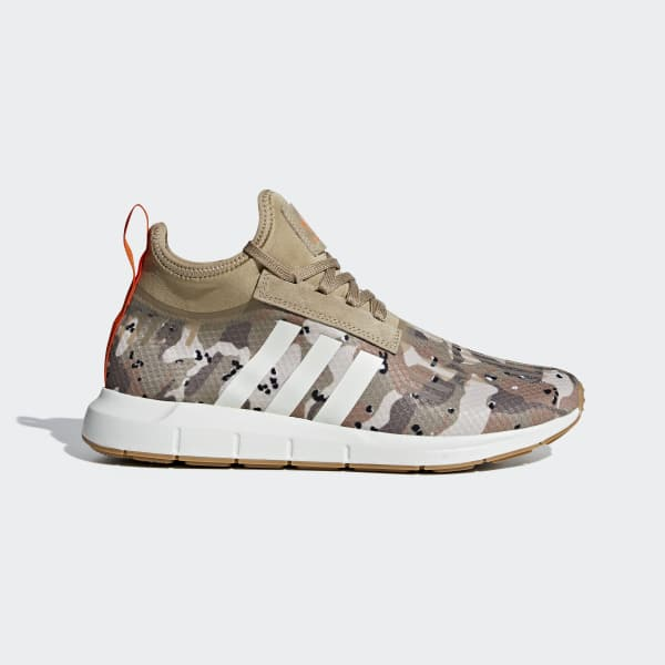 Swift Run Barrier Shoes Brown B37702