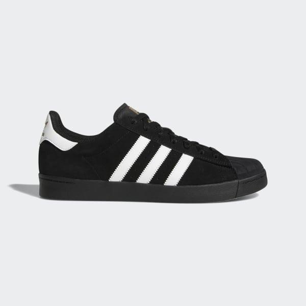 Superstar Vulc ADV Shoes Black B22759
