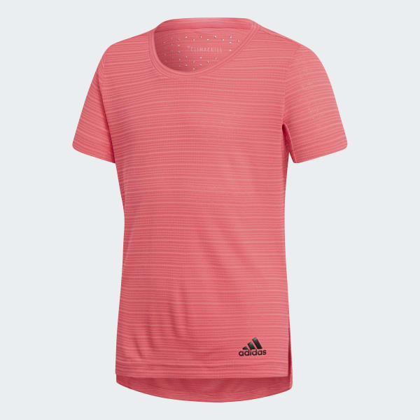 Training Climachill Tee Pink CF7226