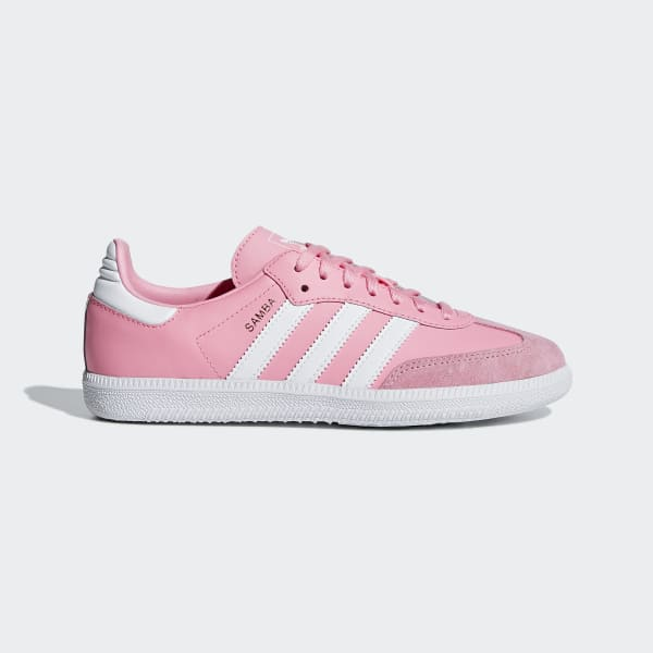 Samba OG Shoes Pink BB6958