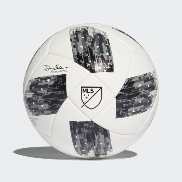 MLS Competition NFHS Ball White CF0009