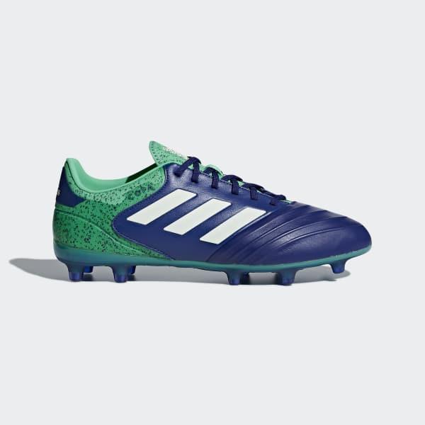 Scarpe da calcio Copa 18.2 Firm Ground Blu CP8955