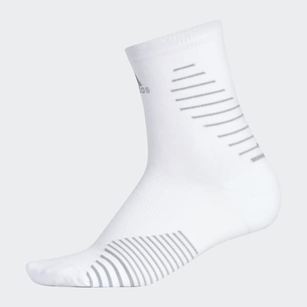 Running Mid-Crew Socks White CK1752