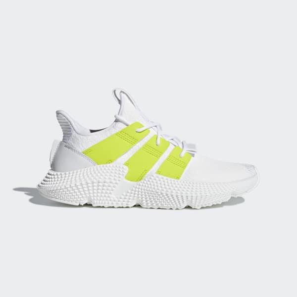 Prophere Schuh weiß B37659