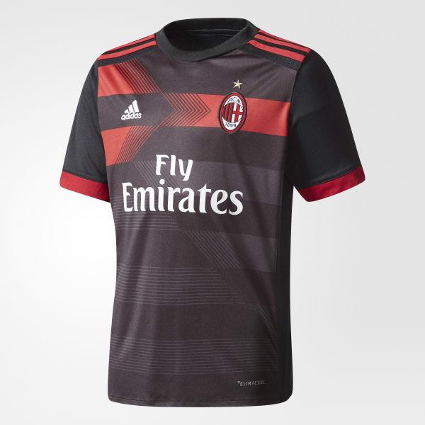 AC Mailand Ausweichtrikot schwarz AZ7050