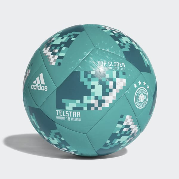 Pelota de Alemania Copa Mundial de la FIFA 2018 Verde CE9974