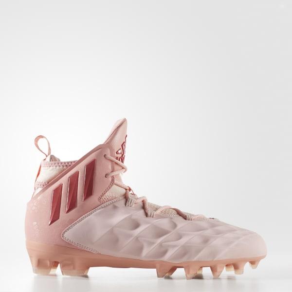Freak LAX Mid Cleats Pink CG4258