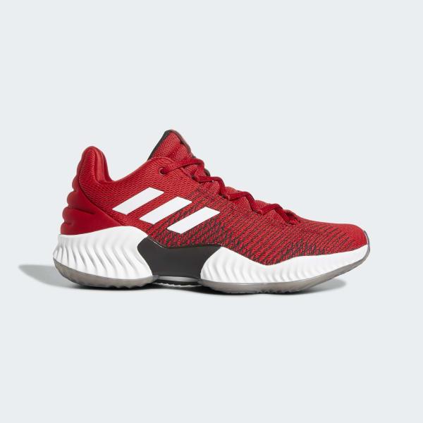 Pro Bounce 2018 Low Shoes Rojo B41868