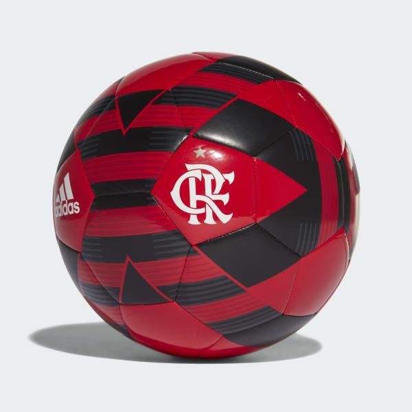 Bola CR Flamengo Vermelho CZ2389