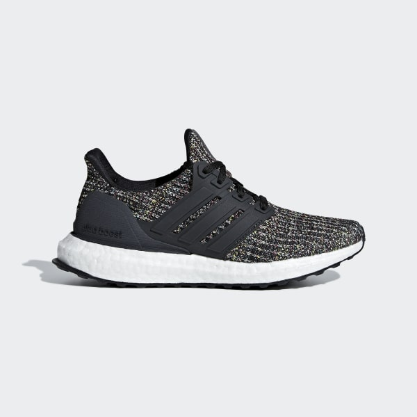 Ultraboost Shoes Black B43514