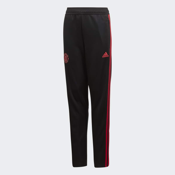 Manchester United Trainingsbroek zwart CW7596