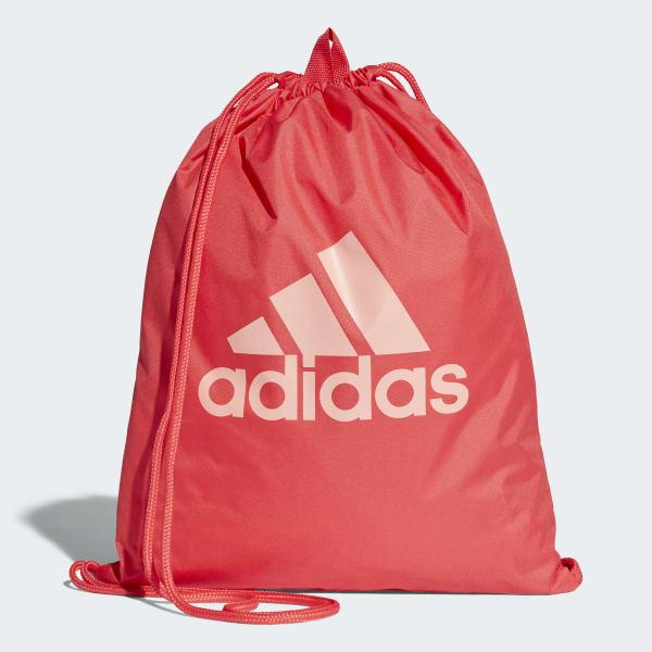 Performance Logo Gym Bag Red CF5020