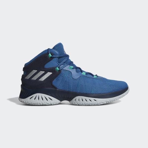 Explosive Bounce Shoes Blue CQ0213