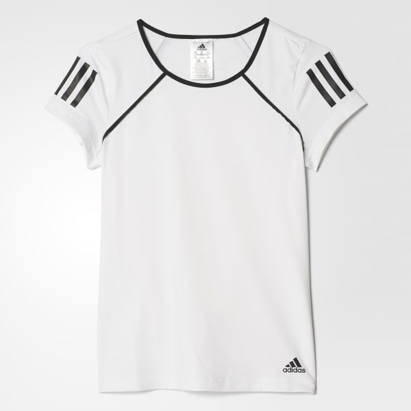 Camiseta Club Blanco BK5862