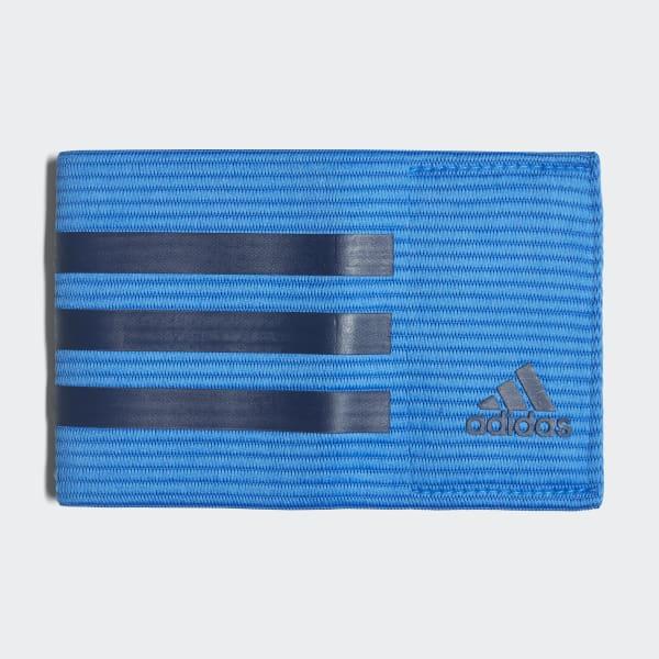 Fascia da capitano di calcio Blu CF1052