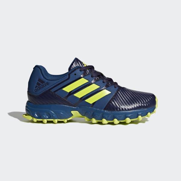 Hockey Lux Schuh blau BY2530