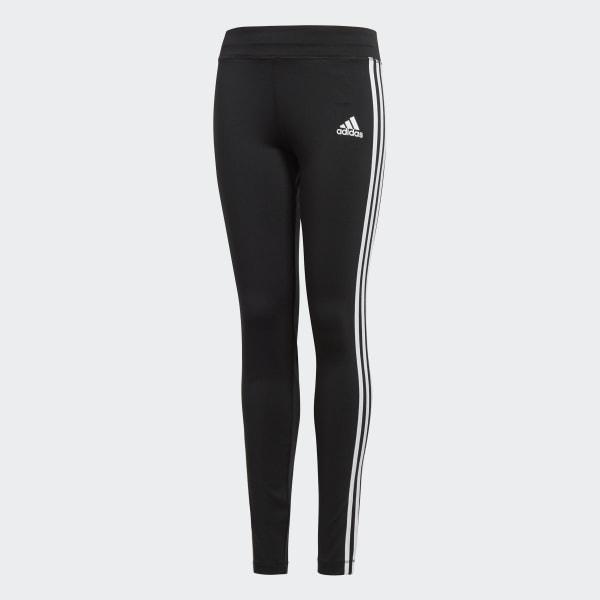 Gear Up 3-Stripes Legging zwart BQ2907