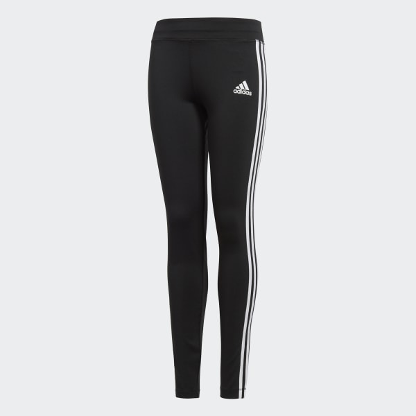 Training Gear Up 3 Stripes Tight Black BQ2907