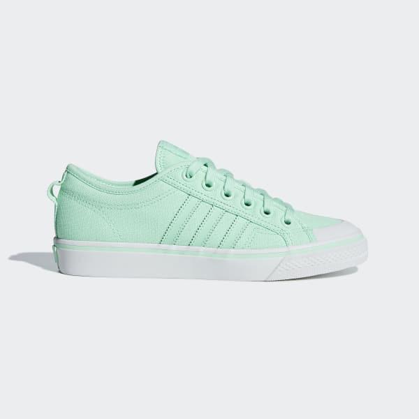 Sapatos Perfil Baixo Nizza Turquesa B37870